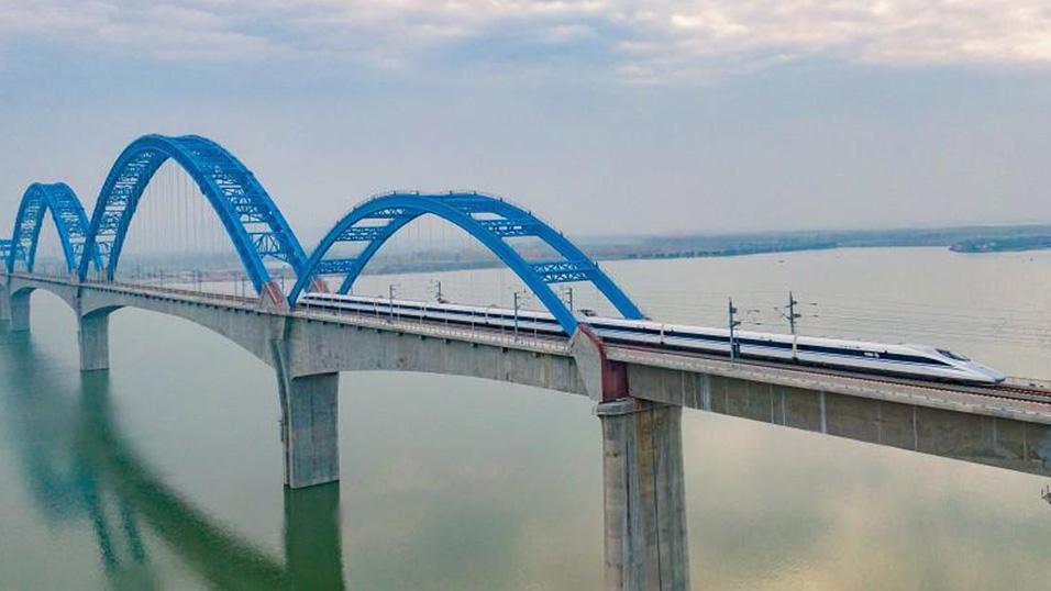 汉十铁路项目混凝土外加剂案例
